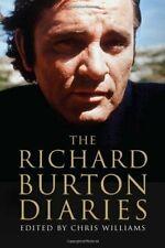 The Richard Burton Diaries by Burton, Richard Book The Cheap Fast Free Post