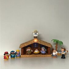 Fisher Price Little People Nativity set Incomplete Prince Ethan