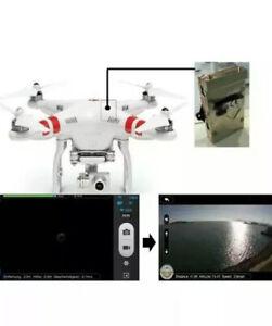 Dji Phantom 2 vision plus Livestream Wifi Reparatur