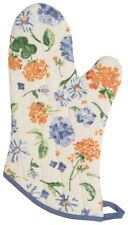 NOW DESIGNS Oven Mitt Mitts ENGLISH GARDEN COLLECTION NWT 100% Cotton MULTI