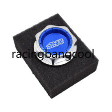 JDM Mugen Aluminum Engine Oil Cap Fuel Filler Tank Cover for Honda Civic Acura