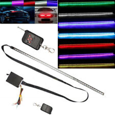 7 Colors RGB 48 LED Scanner Flash Car Strobe Knight Rider Kit Light Strip 22inch
