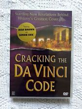 CRACKING THE DA VINCI CODE – DVD, REGION-4, NEW, FREE POST WITHIN AUSTRALIA
