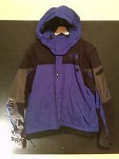 Vintage North Face Extreme Gear Jacket - Size L, Blue/Black