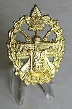 Canada - Mount St.Louis Cadet Regiment Cap Badge - Montreal - Quebec 1905-1910