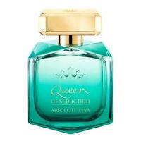 BLUE SEDUCTION FOR WOMEN de ANTONIO BANDERAS Colonia Perfume 50 mL Mujer