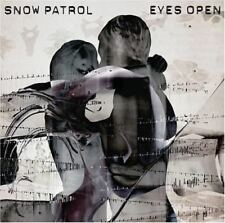 Snow Patrol - Eyes Open [New CD] In Shrink Wrap Never Opened