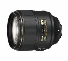 Nikon Single-Focus Lens AF-S NIKKOR 105mm f / 1.4E ED Full Size  New