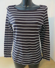ESPRIT ° hübsches Sweatshirt Gr. M / 164 gestreift Mädchen Kleidung Longsleeve