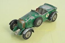 "C349 Matchbox ""MOY"" Y-5 1929 Bentley 4.5 Litre D/-"