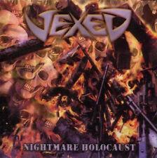 VEXED-NIGHTMARE HOLOCAUST-CD-black-death-thrash-metal-total death-warhammer