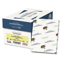 Recycled Colors Paper, 20lb, 8-1/2 x 11, Cream, 500 Sheets/Ream