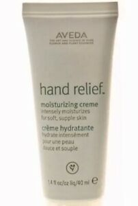 Aveda Hand Relief Moisturizing Creme 1.4 oz Brand New Travel Size
