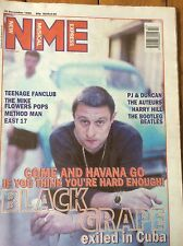 NME 16/12/95 Black Grape cover, Luke Haines/The Auteurs, The Bootleg Beatles
