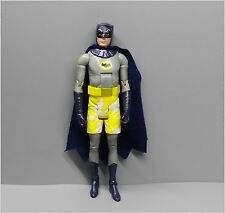 "Dc Comics Batman Dark Knight Tv Series Batman Adam West action figure 6"" old"