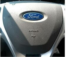 2011 - 2014 FORD EDGE DRIVER LEFT SIDE STEERING WHEEL AIRBAG BLACK