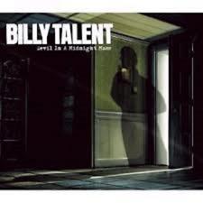 "Billy Talent - ""Devil In A Midnight Mass"" Rare UK 2-trk CDS (2006)"