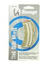 Savage 90008 Mark II 10 Round 22 LR / 17 Mach 2 Stainless Magazine Box Rifle