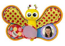 Lamaze m'entendre me voir Flutterby album photo bébés jeu photos messages vocaux