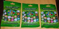 Disney Pins Character Tsum Tsum Series 2 Mystery Packs 3 Packs SEALED