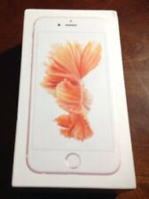Apple iPhone 6S Gold 32GB Empty Box w/ Manuals and Stickers ONLY