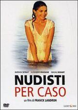 NUDISTI PER CASO  DVD COMICO-COMMEDIA