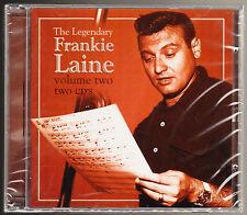 THE LEGENDARY FRANKIE LAINE - VOL 2 - 36 TRACKS - NEW & SEALED 2 CD SET