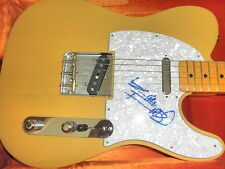 ROLLING STONES/KEITH RICHARDS SIGNED 1952 FENDER GUITAR PROOF! SIGNED IN PERSON