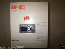 TOSHIBA ESP-130 VTI30G1-4025BOE 2 HP 460 VOLT