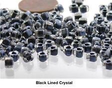 Miyuki Triangle Glass Seed Beads 10-Grams Choose Color