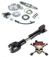 Jeep TJ Teraflex Mega Short SYE Kit & 1310 CV Driveshaft TJ Wrangler Jeep 231
