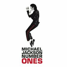 MICHAEL JACKSON CD - NUMBER ONES (2003) - NEW UNOPENED