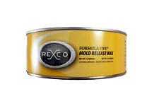 Fiberglass Mold Release Wax ReXco Formula Five 12oz, Layup Parting Wax