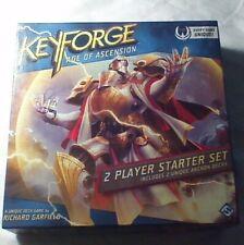 Keyforge: Age of Ascension 2 Player Starter Set Fantasy Flight Games Unplayed