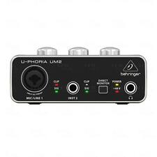 Behringer UM2 U-Phoria Interface