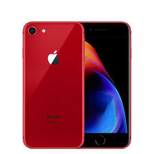 Apple iPhone 8 Plus A1897 - 64Gb - Red (Unlocked) Smartphone Very Good Condition