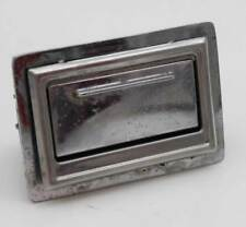 Used HQ Statesman Door Ashtray Chrome Suit Spares Restoration