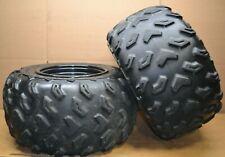Yamaha Raptor 350 660 700 Warrior 350 Dunlop KT205A Rear Tires 19x10x9 DT10