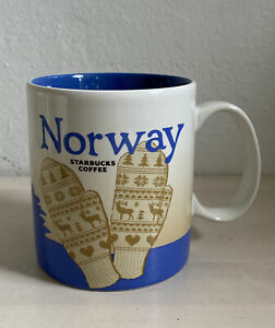 Starbucks Global Icon 16oz Mug Norway