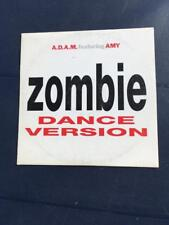 CD ZOMBIE CARDSLEEVE DANCE VERSION  CARDSLEEVE A.D.A.M AMY French Cranberries