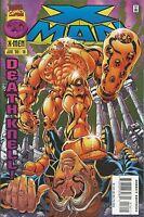 X-Man Comic Issue 16 Modern Age First Print 1996 Kavanagh Semeiks Larosa Thomas