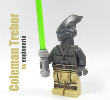LEGO Custom - Coleman Trebor battle worn - mini figure star wars jedi clone
