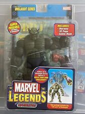 Marvel Legends Onslaught Series Abomination Scarred Face Variant MIP