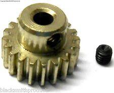 AGR19T 0.6 Module 0.6M 19T 19 Teeth Tooth Motor Pinion Gear Silver