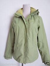 Outdoor Jacket Quechua Decathlon Weather XS 34 Green May Hood / Q