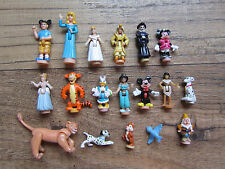 DISNEY POLLY POCKET FIGURES ONLY COLLECTION LOT 3