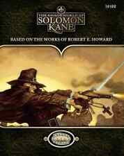 Savage World of Solomon Kane RPG Bundle $139.96 Value 4 Titles