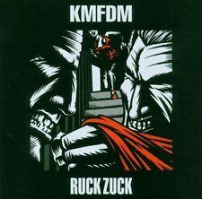KMFDM Ruck Zuck CD 2006
