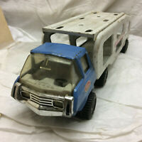 Vintage Tonka Truck Car Hauler Motor Mover