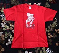 NIKKA BLACK NIKKA T Shirt /King of Blenders whiskey/TAKETSURU/Not Sold in Stores